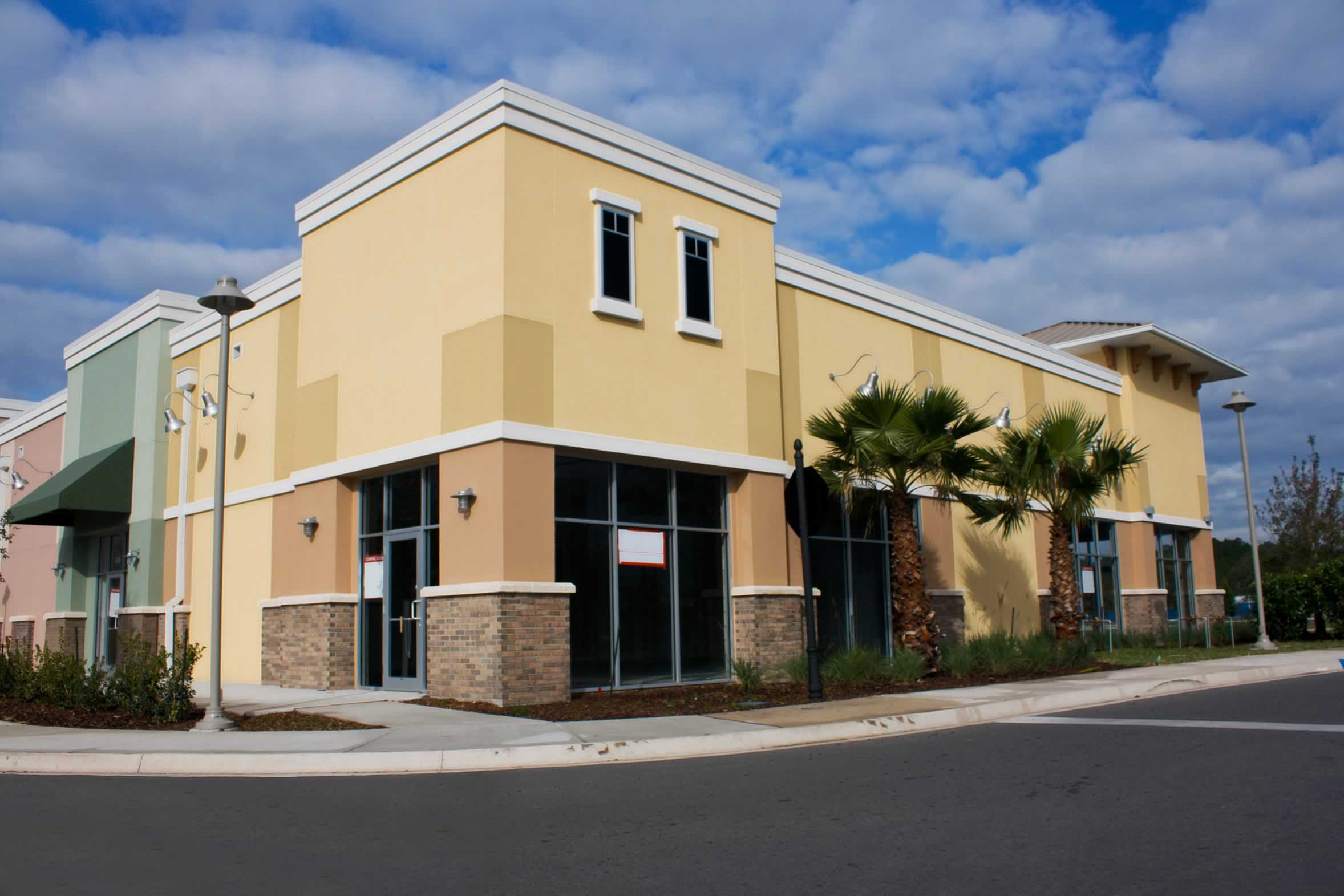 woodforest commercial building
